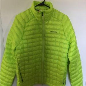 Men's MERRELL Winter Puffer Jacket